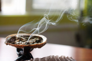 shutterstock_205579396 burning sage