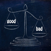 shutterstock_290300399 good or bad scales